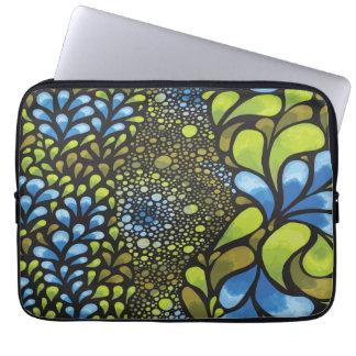 """Petals - 13"""" Macbook Pro Case Laptop Computer Sleeve"""