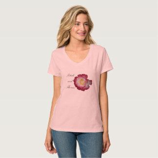Petals and Thorns V-neck T-Shirt