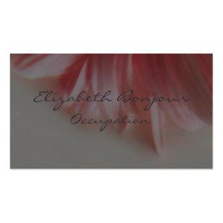 Petals   Business Card