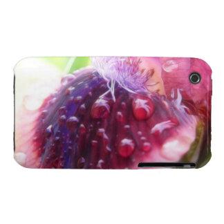 Petals - Cat's Eye Iris iPhone 3 Case-Mate Cases