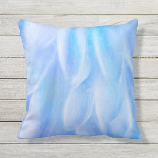 Petals Outdoor Throw Pillow, Throw Pillow