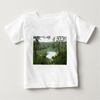 Peten Itza Rain Forest Lake Tshirts