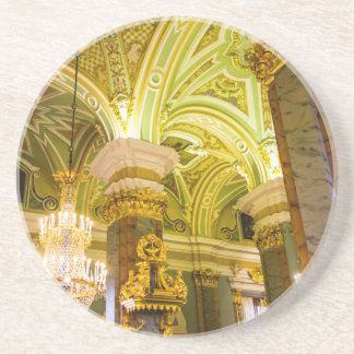 Peter and Paul Fortress St. Petersburg Russia Coaster