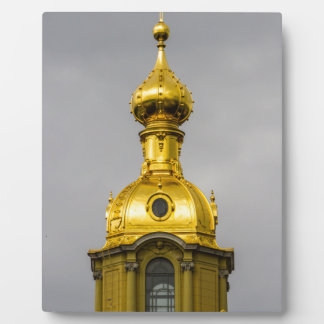 Peter and Paul Fortress St. Petersburg Russia Display Plaques