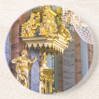Peter and Paul Fortress St. Petersburg Russia Drink Coaster