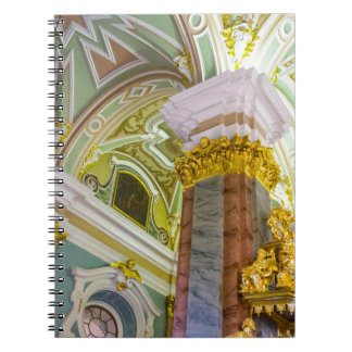 Peter and Paul Fortress St. Petersburg Russia Notebooks