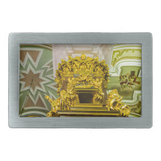 Peter and Paul Fortress St. Petersburg Russia Rectangular Belt Buckle
