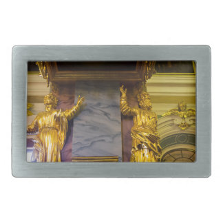 Peter and Paul Fortress St. Petersburg Russia Rectangular Belt Buckles