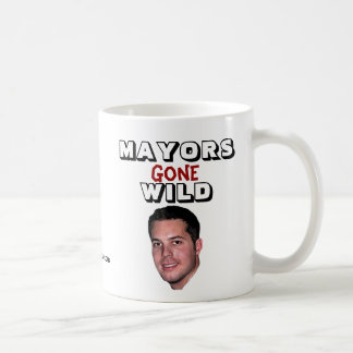 Peter Cammarano III - Mayors Gone Wild Coffee Mug