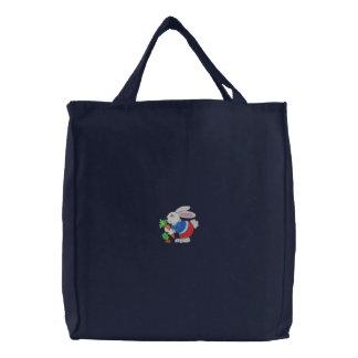 Peter Cottontail Canvas Bag