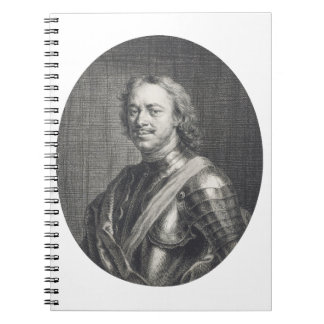 Peter I  the Great Notebook
