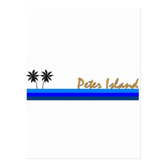 Peter Island, British Virgin Islands Postcard
