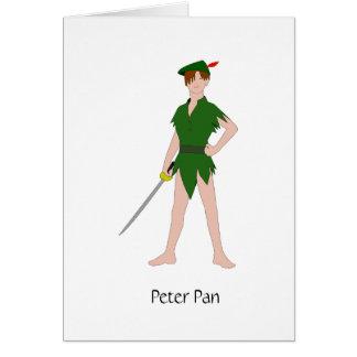 Peter Pan Card