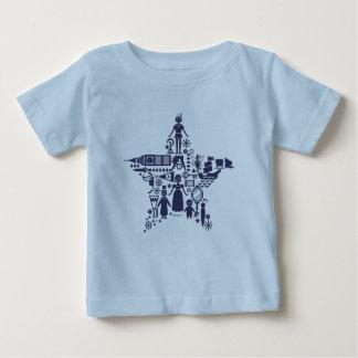 Peter Pan & Friends Star Baby T-Shirt