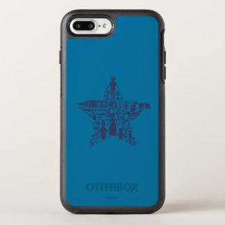 Peter Pan & Friends Star OtterBox Symmetry iPhone 8 Plus/7 Plus Case