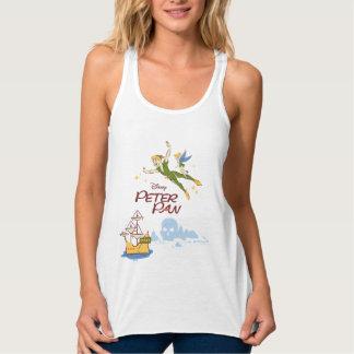 Peter Pan & Tinkerbell Singlet