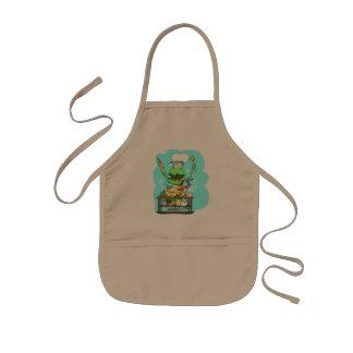 Peter & the Closet Monster, baking Kids Apron