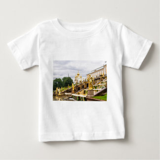 Peterhof Palace and Gardens St. Petersburg Russia Baby T-Shirt