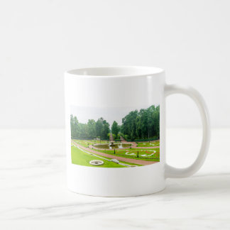 Peterhof Palace and Gardens St. Petersburg Russia Coffee Mug