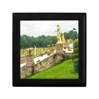Peterhof Palace and Gardens St. Petersburg Russia Gift Box