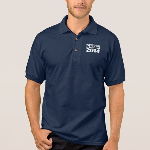 PETERS 2014 POLO T-SHIRT