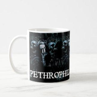 Pethrophile Promotions Skulls and Woman Mug