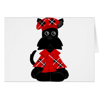 PeticularFashions.com Scottie Card