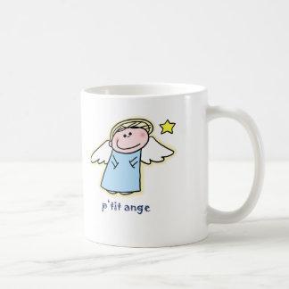 Petit Ange (little angel in French) Coffee Mug