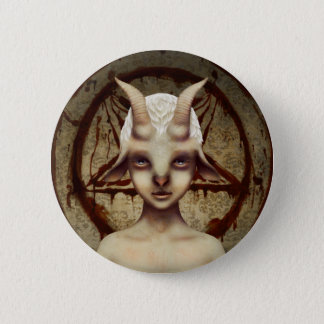 PETIT BAPHOMET Button Badge