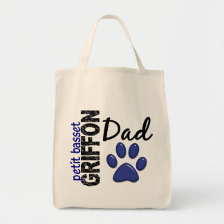 Petit Basset Griffon Dad 2 Tote Bags