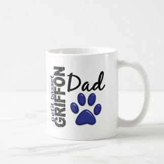 Petit Basset Griffon Dad 2 Mugs