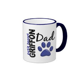 Petit Basset Griffon Dad 2 Coffee Mugs