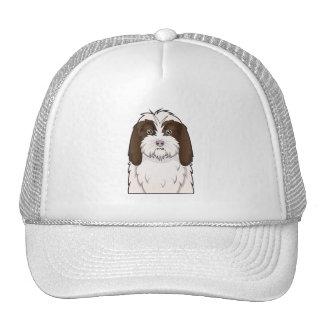 Petit Basset Griffon Vendéen Cartoon Hats