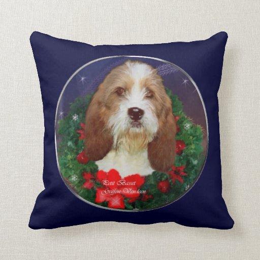 Petit Basset Griffon Vendeen Pillow