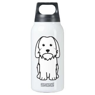 Petit Basset Griffon Vendeen Dog Cartoon 0.3 Litre Insulated SIGG Thermos Water Bottle
