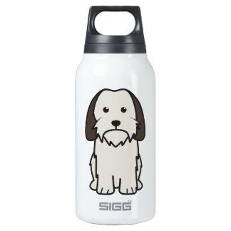 Petit Basset Griffon Vendeen Dog Cartoon 0.3L Insulated SIGG Thermos Water Bottle