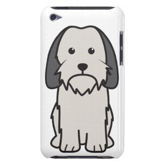 Petit Basset Griffon Vendeen Dog Cartoon Barely There iPod Cover