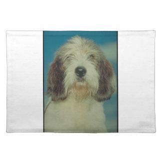 Petit Basset Griffon Vendeen Dog Placemat