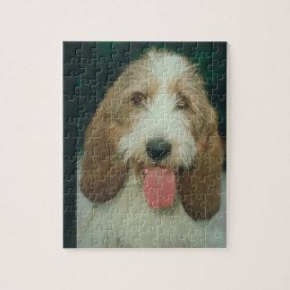 Petit Basset Griffon Vendeen Dog Puzzle