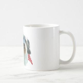 Petit Basset Griffon Vendéen Flag Mug