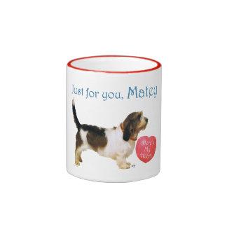 Petit Basset Griffon Vendeen LOVE Mug