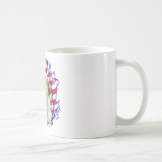 Petit Basset Griffon Vendéen Patriot Coffee Mug