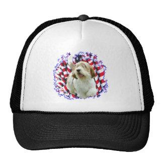 Petit Basset Griffon Vendéen Patriot Hat