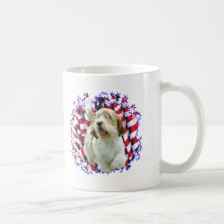 Petit Basset Griffon Vendéen Patriot Coffee Mugs