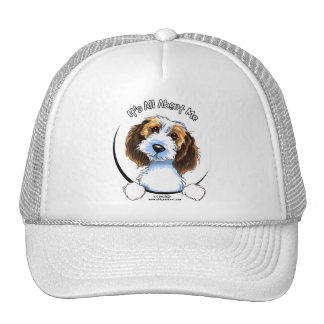 Petit Basset Griffon Vendeen PBGV IAAM Hat