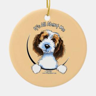Petit Basset Griffon Vendeen PBGV IAAM Ornament