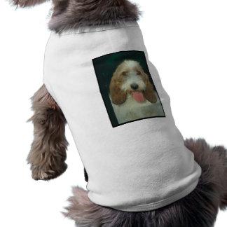 Petit Basset Griffon Vendeen Sleeveless Dog Shirt