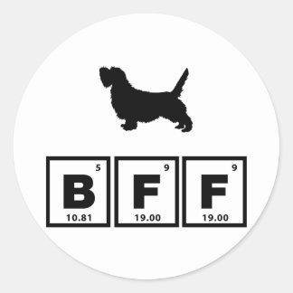 Petit Basset Griffon Vendeen Stickers