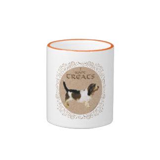 Petit Basset Griffon Vendeen Treats Mugs
