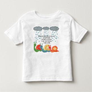 Petit escargot toddler T-Shirt